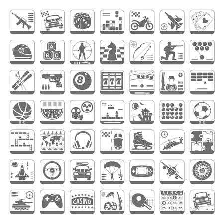 game gun: Black Icons - Video Games