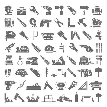 jig saw: Black Icons - Tools