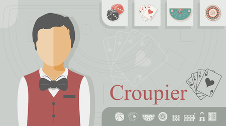 Occupation - Croupier