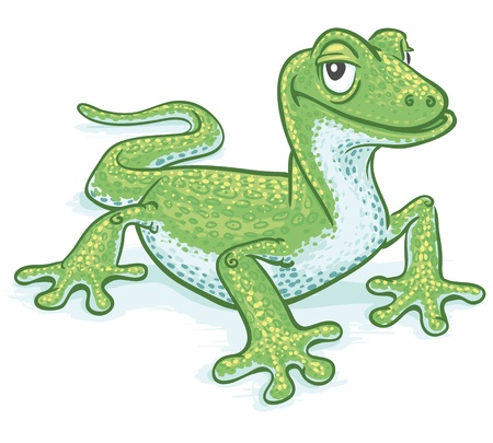little lizard Vector