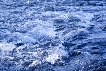 Troubled Water Archivio Fotografico