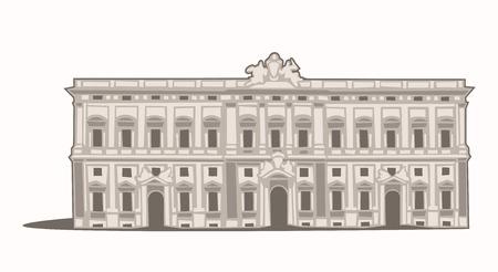 palazzo: Palazzo della Consulta