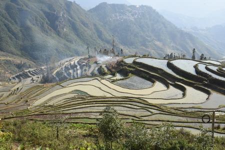 yuanyang: Yuanyang Terrace