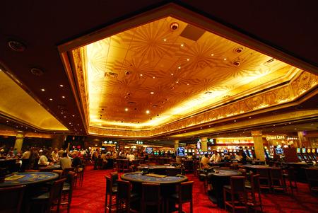Luxor hotel casino in Las Vegas