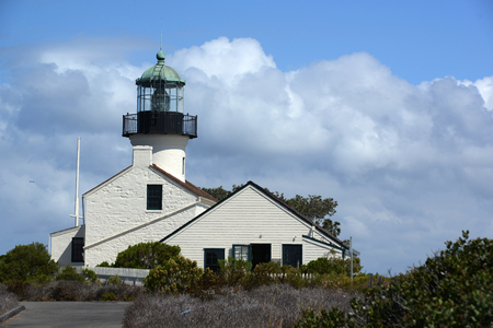 Cabrillo National Monument Lighthouse