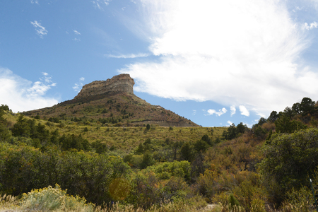 Mesa Verde National Park 版權商用圖片