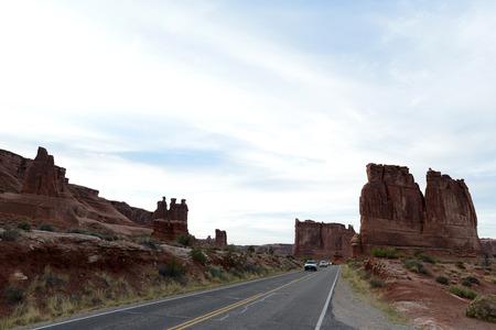Arches National Park Фото со стока