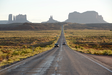 highway 163 scenery