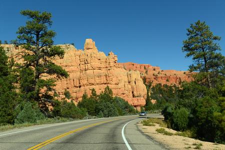 Rad Canyon Фото со стока