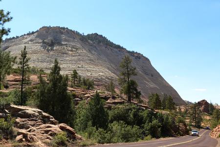 Zion National Park Фото со стока