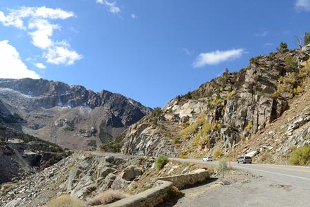 Vue de paysage de paysage du parc national de Yosemite Banque d'images - 85175871