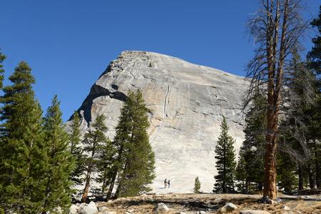 Vue de paysage de paysage du parc national de Yosemite Banque d'images - 85175876
