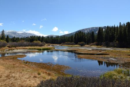 Yosemite National Park Фото со стока