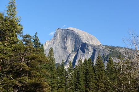 Vue de paysage de paysage du parc national de Yosemite Banque d'images - 85176556
