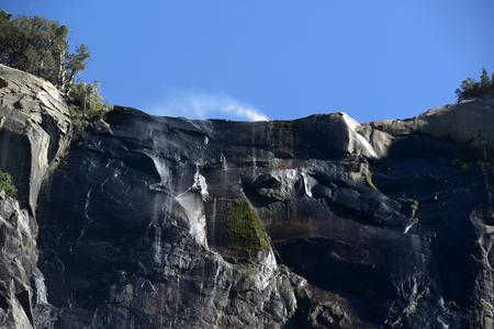 Vue de paysage de paysage du parc national de Yosemite Banque d'images - 85176560