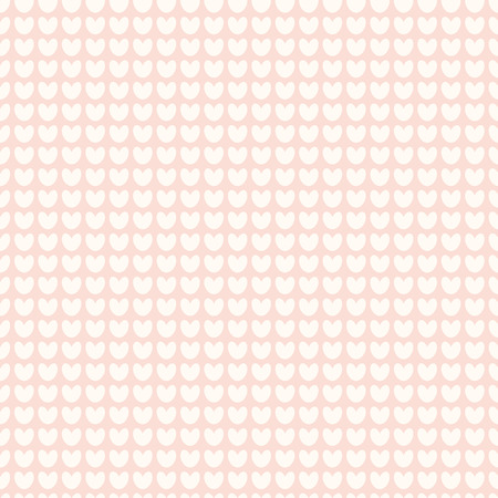 purl: Knitted pattern. Seamless. Pastel color. Vector illustration