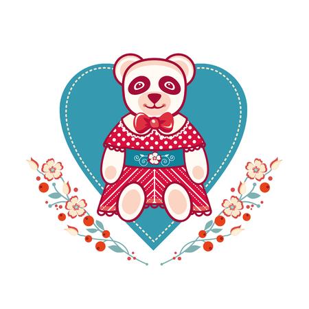 cute panda: Cute panda.