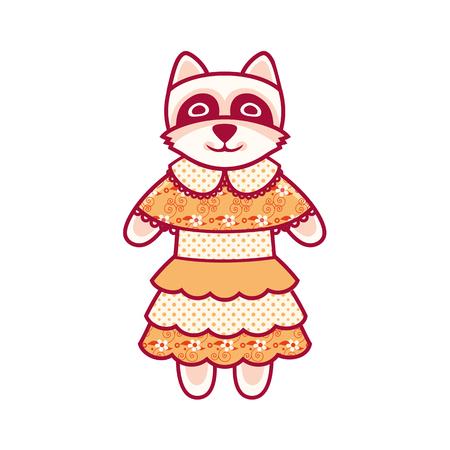 raccoon: Cute Raccoon.