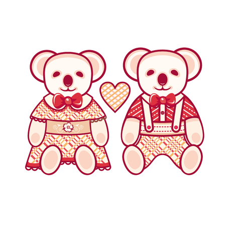 cute: Cute Koala. Illustration