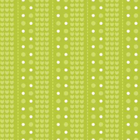 shoelaces: Geometric seamless pattern.