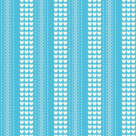 strip design: Geometric seamless pattern.