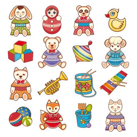 batch: Childrens toy. Set.