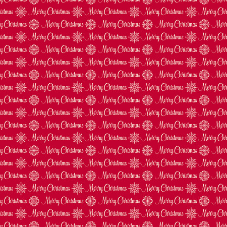 holiday message: Holiday message. Merry Christmas seamless pattern. Abstract background. Best for greeting cards, invitations, wrapping paper. Illustration