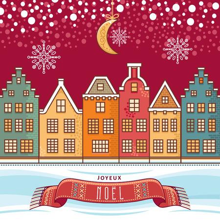joyeux: Joyeux Noel. Christmas. Background with Merry Christmas.