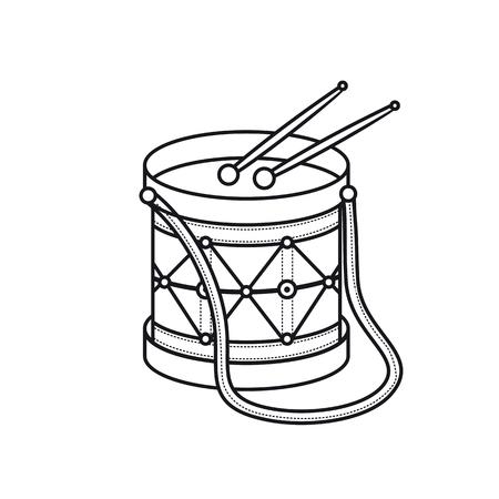 rhythm rhythmic: Drum Toy.