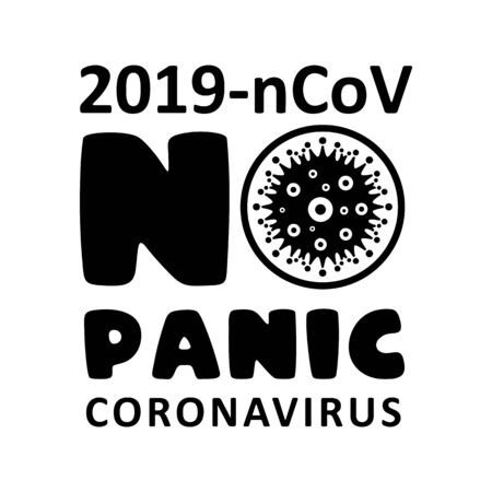 Coronavirus virus Covid-19 Cell Icon 2019-nCoV Novel Coronavirus Virus. Quarantine No Infection and Stop Coronavirus Concepts. Dangerous Coronovirus Cell SARS for volunteers Quarantine No Panic Imagens - 143377193