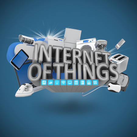 electronic devices: Internet of Things Concept