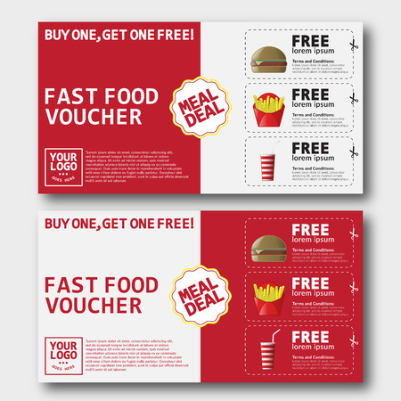 Meal Voucher Images Pictures Royalty Free Meal Voucher – Food Voucher Template