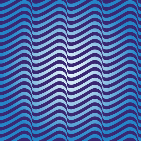crimp: Seamless pattern with waves.