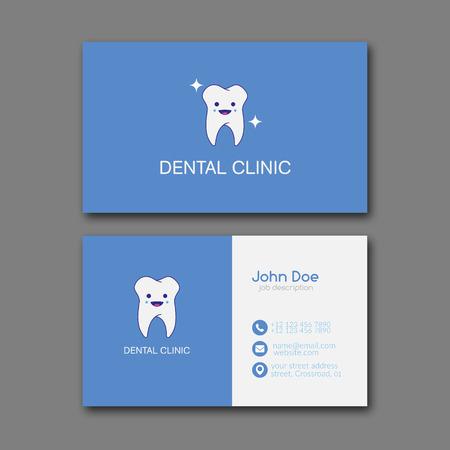 Elegant adreskaartje design template voor creatieve vormgeving. Stock Illustratie