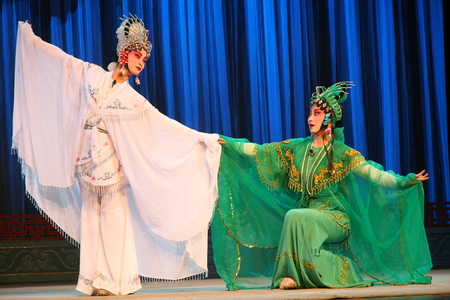 cultural history: Wu Opera \ Broken. \ Wu Jinhua known opera drama, popular Jinhua area, because of the history of Jinhua Wuzhou named Su said, so far, more than 400 years of history, is the second largest opera Zhejiang Province, the national intangible cultural her