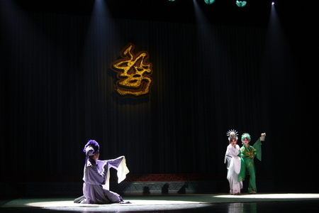 largest: Wu Opera  Broken. Wu Jinhua known opera drama, popular Jinhua area, because of the history of Jinhua Wuzhou named Su said, so far, more than 400 years of history, is the second largest opera Zhejiang Province , the national intangible cultural heritag Editorial