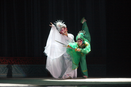 cultural history: Wu Opera Broken. Wu Jinhua known opera drama, popular Jinhua area, because of the history of Jinhua Wuzhou named Su said, so far, more than 400 years of history, is the second largest opera Zhejiang Province , the national intangible cultural heritage