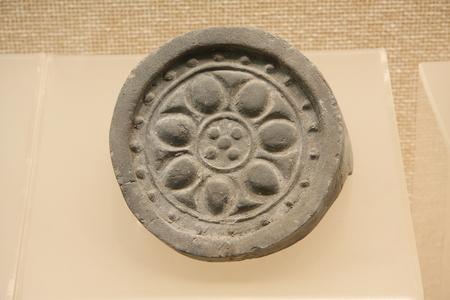liu: Vatan (Tang) Mr. Liu Jianping donation collection in Huzhou, Zhejiang Museum.