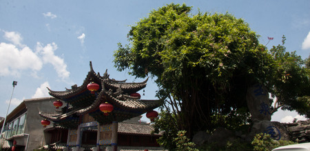 The town is located southwest of Tengchong county rolls, rolls ancestors ordered Cultivating far from Sichuan, Nanjing, Hubei and Hunan and other places, live and multiply for generations, dating back more than six centuries of history. Heshun Town has fu