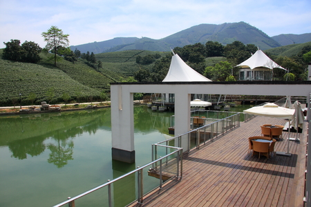 woodland hotel: Campsort Tea Valley Resort located in Anji County, Zhejiang