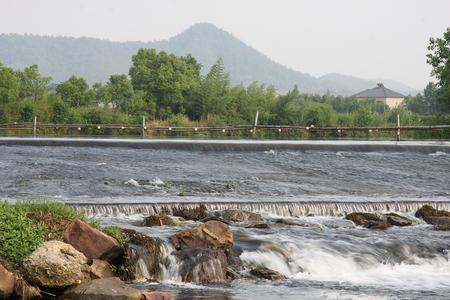 huangpu: Source Huangpu River
