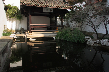 former years: Yu Qian Qinghefang ancestral house is located in Hangzhou City, Zhejiang Province, Lane 42. Chenghua two years (AD 1466), Yu Qian case rehabilitate former residence converted into pity Ancestral Hall, commemorative, free and open to the public.