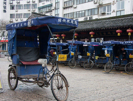 tricycle: Shaoxing tricycle
