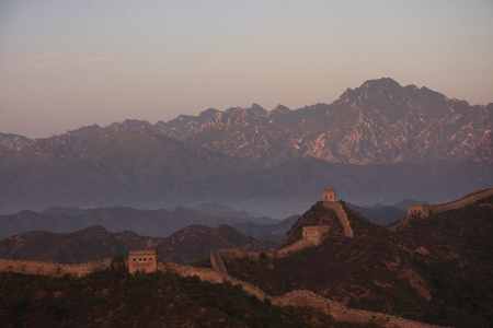 greatwall: View of Greatwall