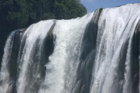 shu: Huang Guo Shu waterfall in Anshun, Guizhou