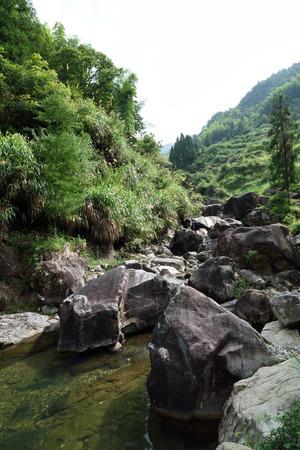 source: Source of nanxi River