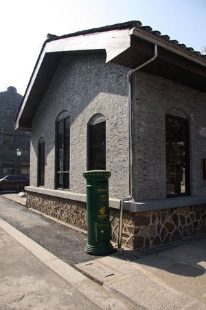 messengers: Postbox at the street