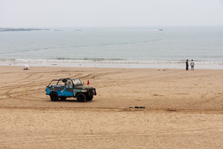 rally: Rally sports on the beach