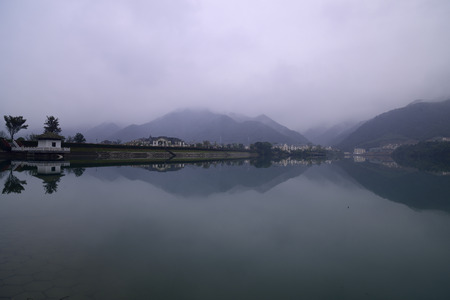 upstream: Tonglu is located in Hangzhou City, upstream
