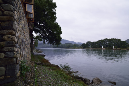 guyan: village by the river